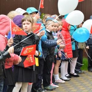 Во всех ростовских общеобразовательных учреждениях 6 мая прошел классный час, посвященный 70-летию Великой Победы.