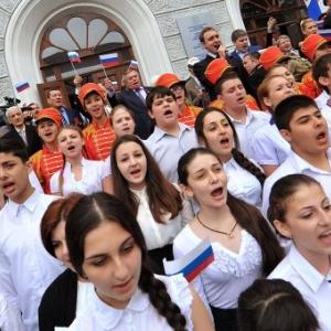 5 мая жители Ростовской области собираются побить собственный рекорд прошлого годапо массовому исполнению песни «День Победы».