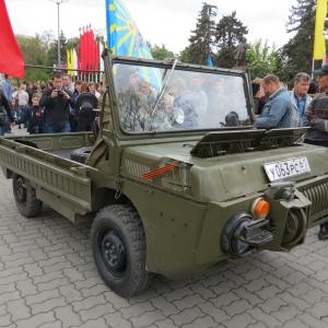 Выставки военной техники в Ростове-на-Дону