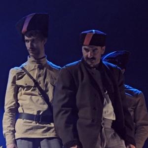 Завтра в Ростове-на-Дону состоится показ спектакля «Тихий Дон» по одноименному роману М. А. Шолохова.