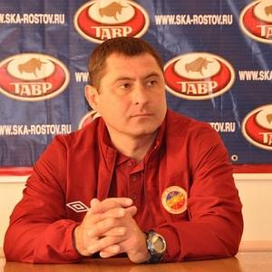 Накануне была одобрена кандидатура на пост наставника ростовской футбольной команды СКА.
