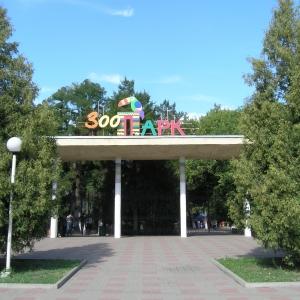 К юбилею ростовского зоопарка на его территории может появиться аквазоопарк «Водный мир»