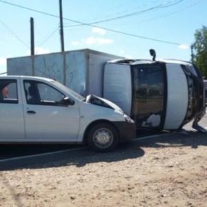 На Мариупольском шоссе в Таганроге случилось серьёзное дорожно-транспортное происшествие.