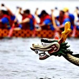 Третий открытый чемпионат по гребле на байдарках каноэ и лодках класса «Дракон» прошёл 19-21 июня в Ростове