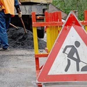 На нескольких трассах в Ростовской области ведутся дорожные работы