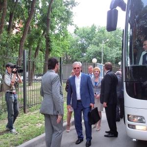 визит Дмитрия Ливанова в ЮФУ