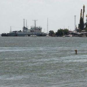 Забастовка российских моряков в Таганроге прекращена