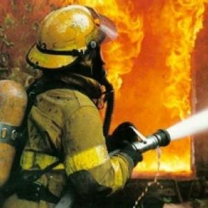 Пожарные Ростовской области спасли от огня 69 человек