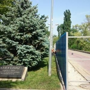 Администрация Ростова: строительство отеля в сквере им. Седова остановлено