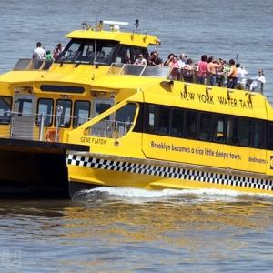 В Ростове-на-Дону к 2018 году – к чемпионату мира по футболу – могут запустить водное такси до Керчи