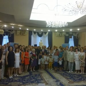 Выдающиеся научные семьи Ростовской области получили награды