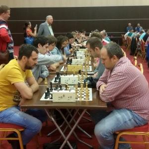 первый шахматный фестиваль в Ростове