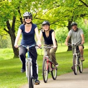 Участники будут добираться до работы на велосипедах, пешком или на общественном транспорте