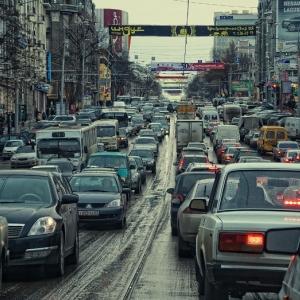 А в администрации Ростова вообще не комментируют информацию о пробках в городе