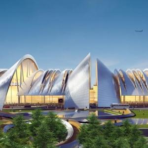 Строительство аэропортового комплекса «Южный» идет опережающими темпами