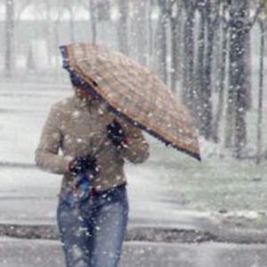 В Ростовской области ожидаются мокрый снег и сильный ветер
