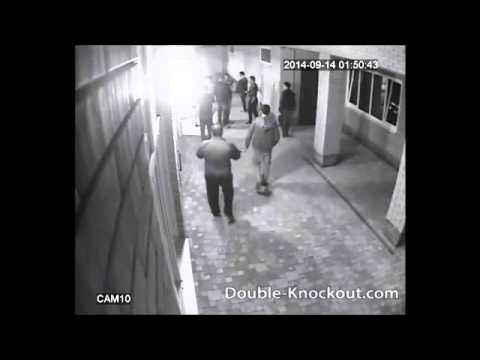 Житель Кубани отправил в нокаут троих, защищая жену