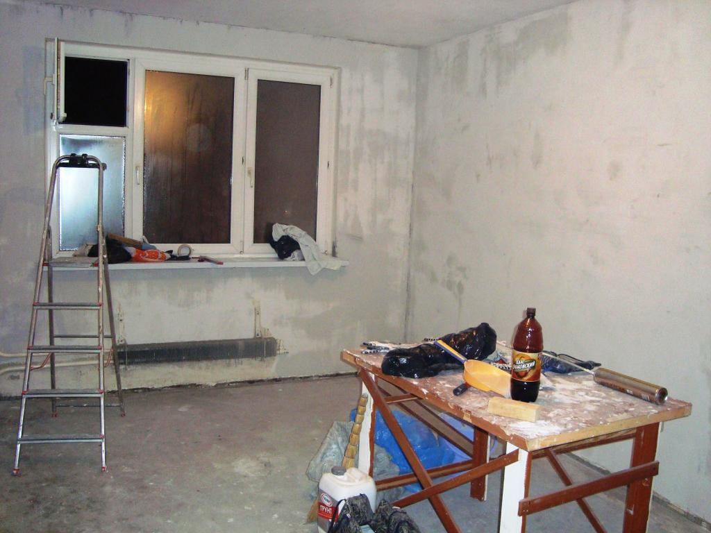Как сделать ремонт жилого помещения