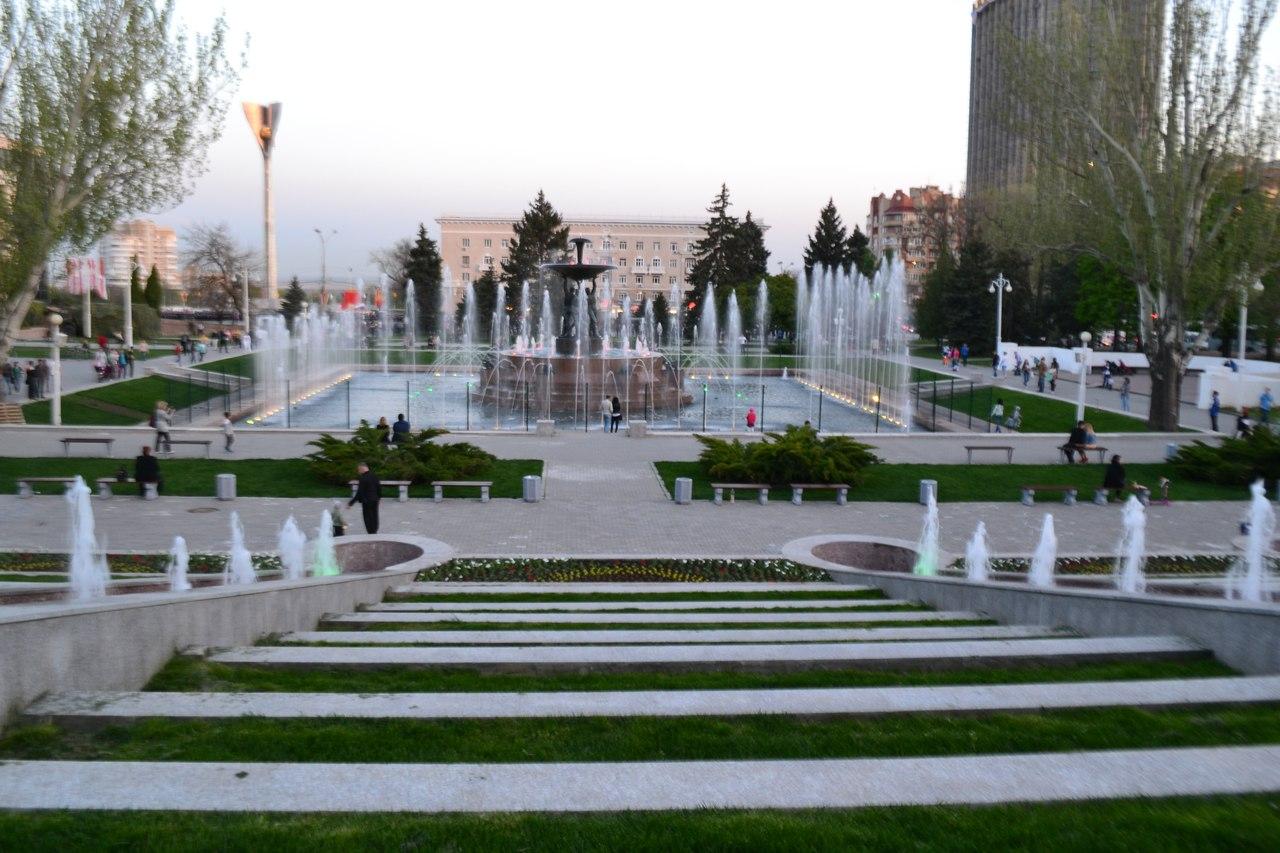 Концепция празднования юбилея города