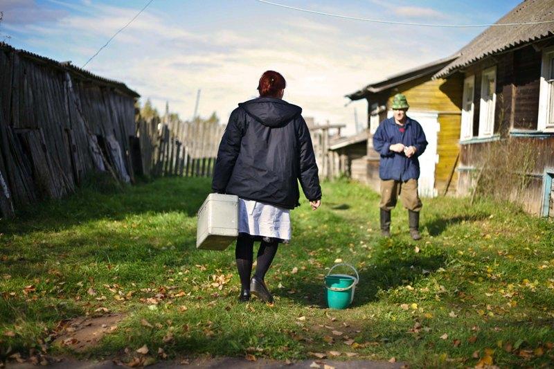 работа в красноярском крае фельдшером с жильем